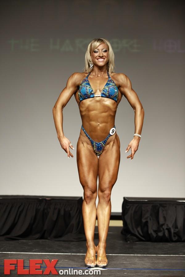 Danielle Ruban - Women's Fitness - 2012 St. Louis Pro