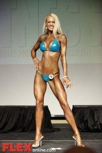 Michelle Brannan - Women's Bikini - 2012 St. Louis Pro