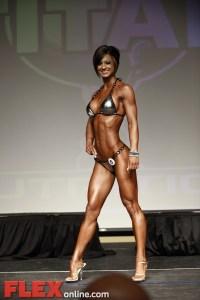 Cristina Vujnich - Women's Bikini - 2012 St. Louis Pro