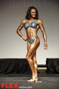 Jennifer Robinson - Women's Physique - 2012 St. Louis Pro