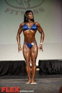 Antoinette Thompson - Women's Physique - 2012 St. Louis Pro