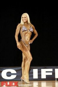 Sheri Vucick - Women's Fitness - 2012 Pittsburgh Pro