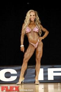 Nichole Venzara - Women's Fitness - 2012 Pittsburgh Pro