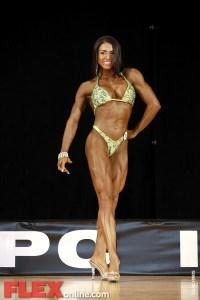 Maria Luisa Baeza-Diaz - Women's Figure - 2012 Pittsburgh Pro