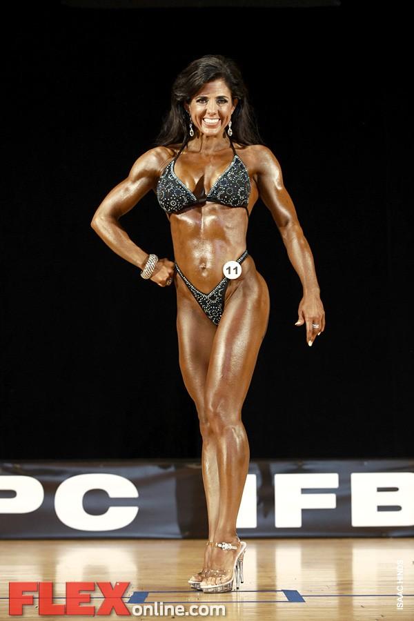 Natalie Calland - Women's Figure - 2012 Pittsburgh Pro