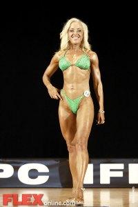 Becky Clawson - Women's Figure - 2012 Pittsburgh Pro