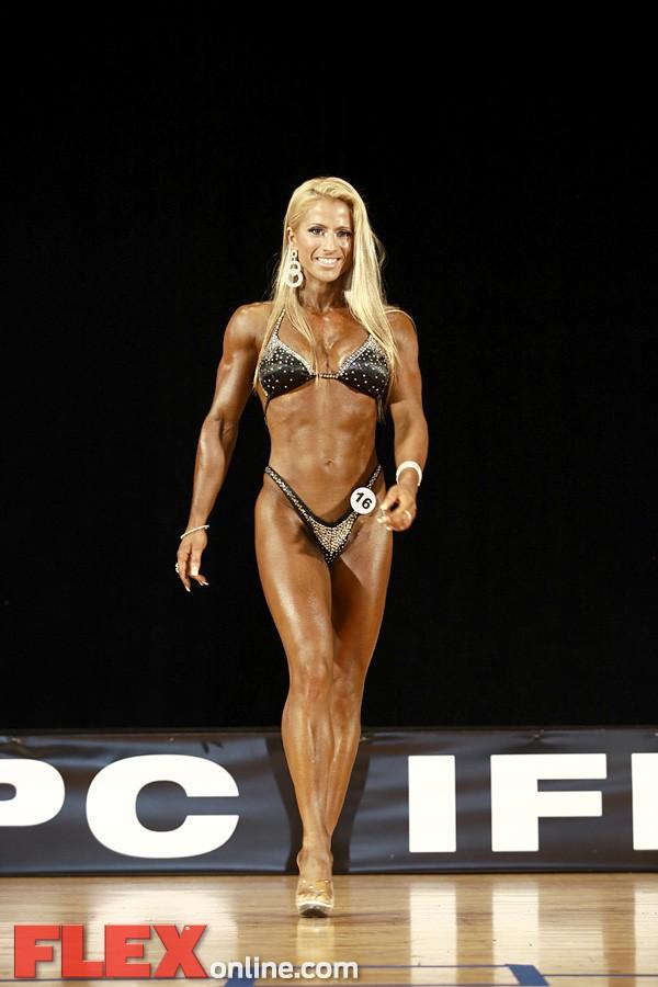 Maria Jose Garcia - Women's Figure - 2012 Pittsburgh Pro