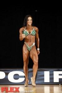 Candice Jones - Women's Figure - 2012 Pittsburgh Pro