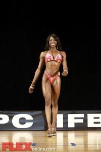 Chikondi Mseka - Women's Figure - 2012 Pittsburgh Pro