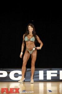 Kiana Phi - Women's Figure - 2012 Pittsburgh Pro