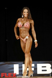 Kimberly Sheppard - Women's Figure - 2012 Pittsburgh Pro