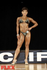 Gloria Tarpley - Women's Figure - 2012 Pittsburgh Pro