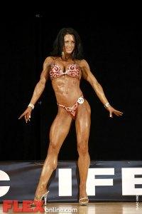 Janet West - Women's Figure - 2012 Pittsburgh Pro