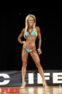 Tawna Eubanks - Women's Bikini - 2012 Pittsburgh Pro
