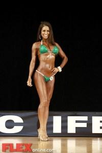 Nicole Moneer-Guerrero - Women's Bikini - 2012 Pittsburgh Pro