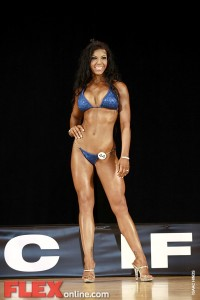 Samantha Morris - Women's Bikini - 2012 Pittsburgh Pro