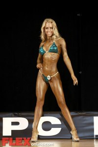 Jessica Pendergrast - Women's Bikini - 2012 Pittsburgh Pro