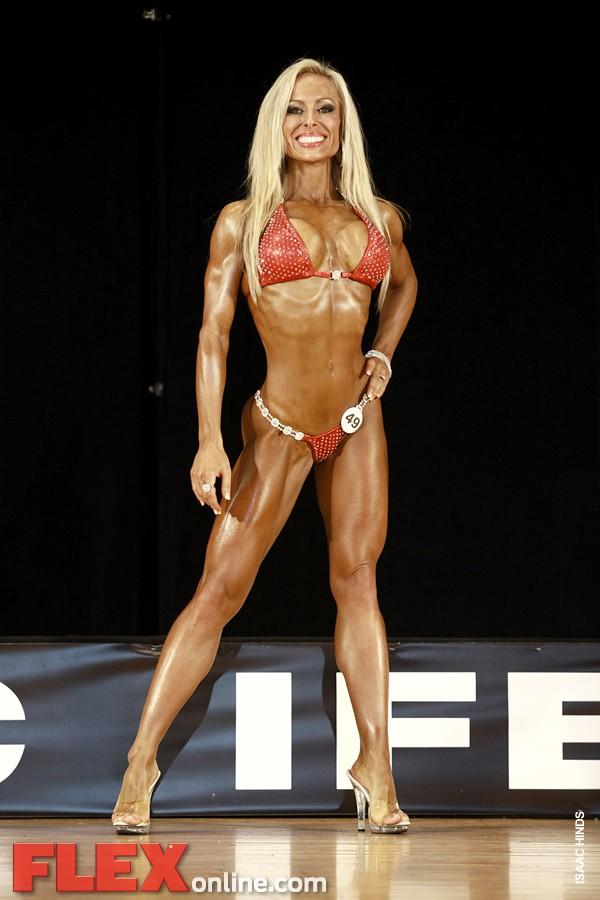 Kristy Robbins - Women's Bikini - 2012 Pittsburgh Pro
