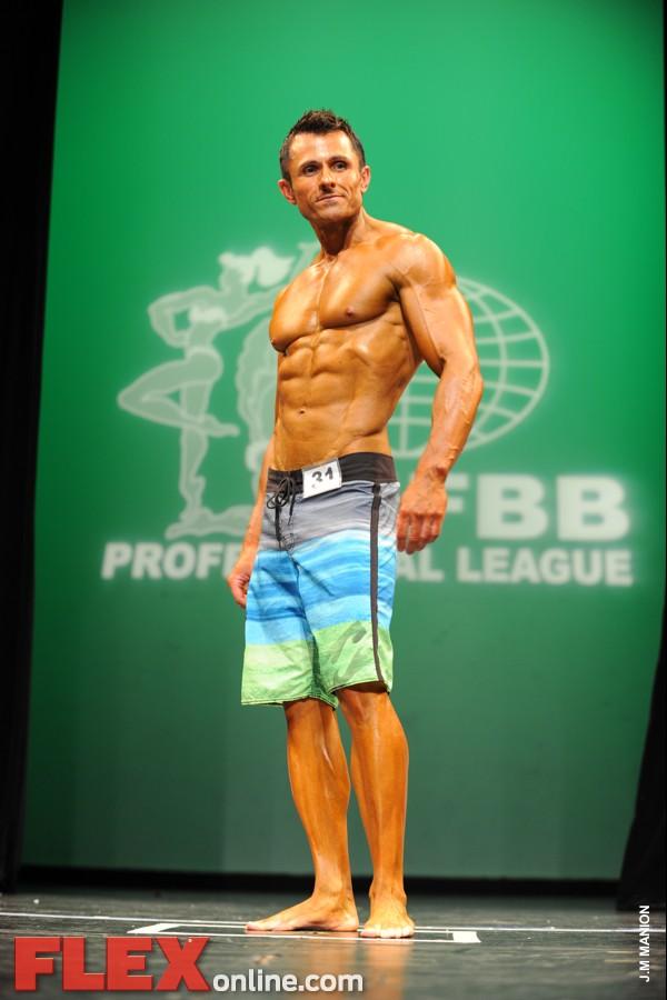 Eddie Baird - Men's Physique - 2012 NY Pro