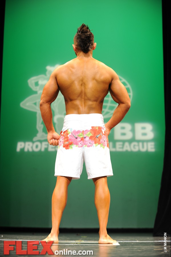 Angel Cordero - Men's Physique - 2012 NY Pro