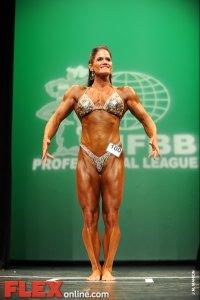 Laura Boisacg - Women's Physique - 2012 NY Pro