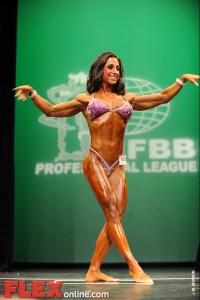 Melissa DiBernardo - Women's Physique - 2012 NY Pro