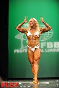 Nathalie Falk - Women's Physique - 2012 NY Pro