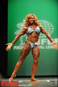 Cassandra Floyd - Women's Physique - 2012 NY Pro