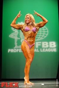 Karen Gatto - Women's Physique - 2012 NY Pro
