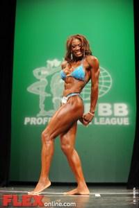 Jennifer Hernandez - Women's Physique - 2012 NY Pro