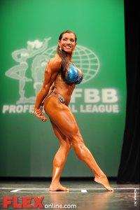 Marina Lopez - Women's Physique - 2012 NY Pro