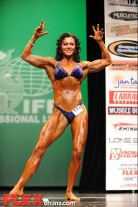 Petra Mertl - Women's Physique - 2012 NY Pro