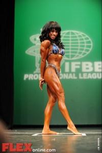 Teresita Morales - Women's Physique - 2012 NY Pro
