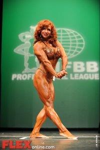 Tammy Patnode - Women's Physique - 2012 NY Pro