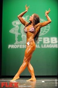 Jillian Reville - Women's Physique - 2012 NY Pro