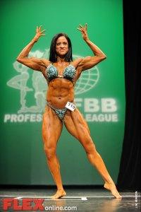 Jane Santos - Women's Physique - 2012 NY Pro