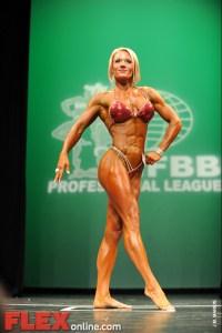 Joele Smith - Women's Physique - 2012 NY Pro