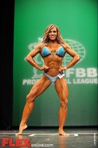 Penpraghai Tiangngok - Women's Physique - 2012 NY Pro