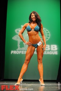 Jamie Baird - Women's Bikini - 2012 NY Pro