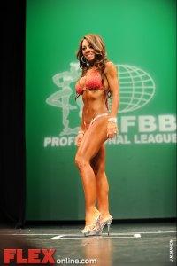 Janet Harding - Women's Bikini - 2012 NY Pro