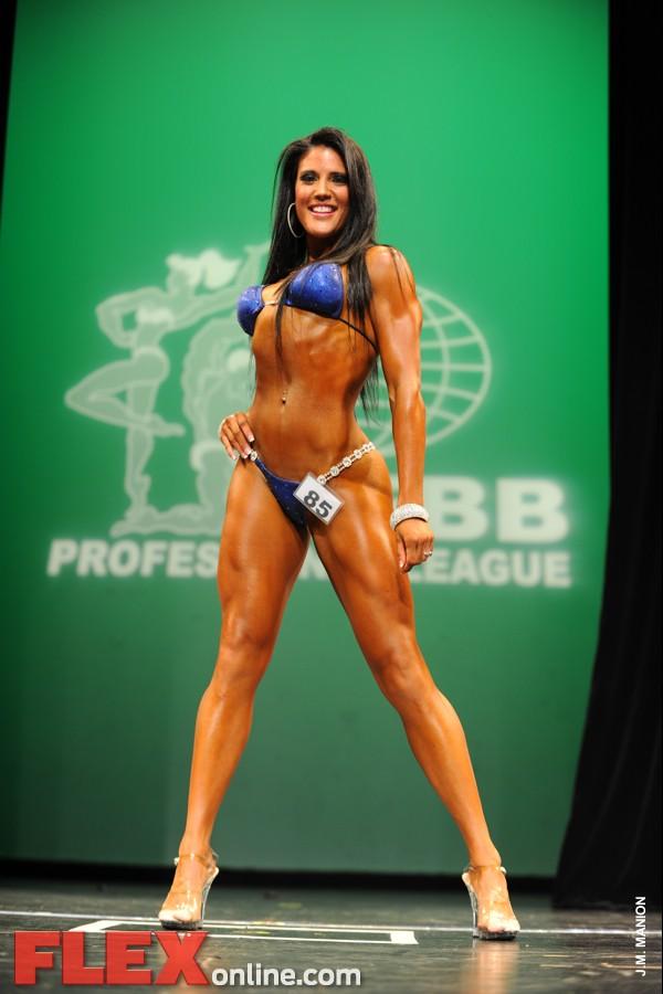 Heather Nappi - Women's Bikini - 2012 NY Pro