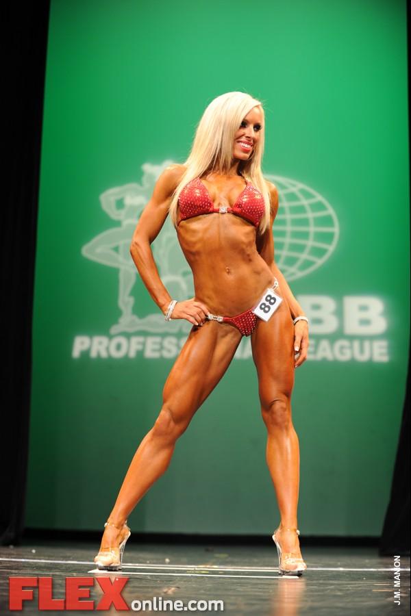 Kristy Robbins - Women's Bikini - 2012 NY Pro