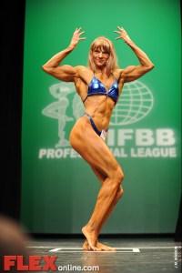Aurelia Grozajova - Women's Physique - 2012 NY Pro