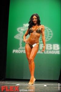 Juliana Daniell - Women's Bikini - 2012 NY Pro