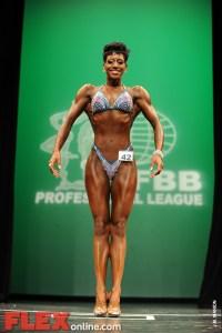 Tiffany Archer - Women's Figure - 2012 NY Pro