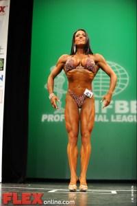 Maria Luisa Beeza Diaz - Women's Figure - 2012 NY Pro
