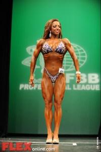 Leah Berti - Women's Figure - 2012 NY Pro