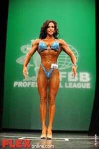 2012 NY Pro - Women's Figure - Andrea Cantone