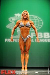 Ginette Delhaes - Women's Figure - 2012 NY Pro
