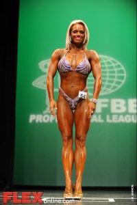 2012 NY Pro - Women's Figure - Aleisha Hart